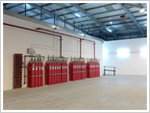 Greenwich Datacentre: Fire Suppression