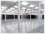 Greenwich Datacentre: Data Floor