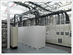Greenwich Datacentre: LV Room
