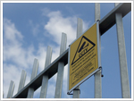 Reading Data Centre: Perimeter Fence