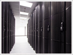 Reading Data Centre: Server Racks