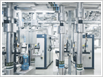 Volta Data Centre: Air Handling and Pump Room