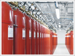 Volta Data Centre: Fire Suppression